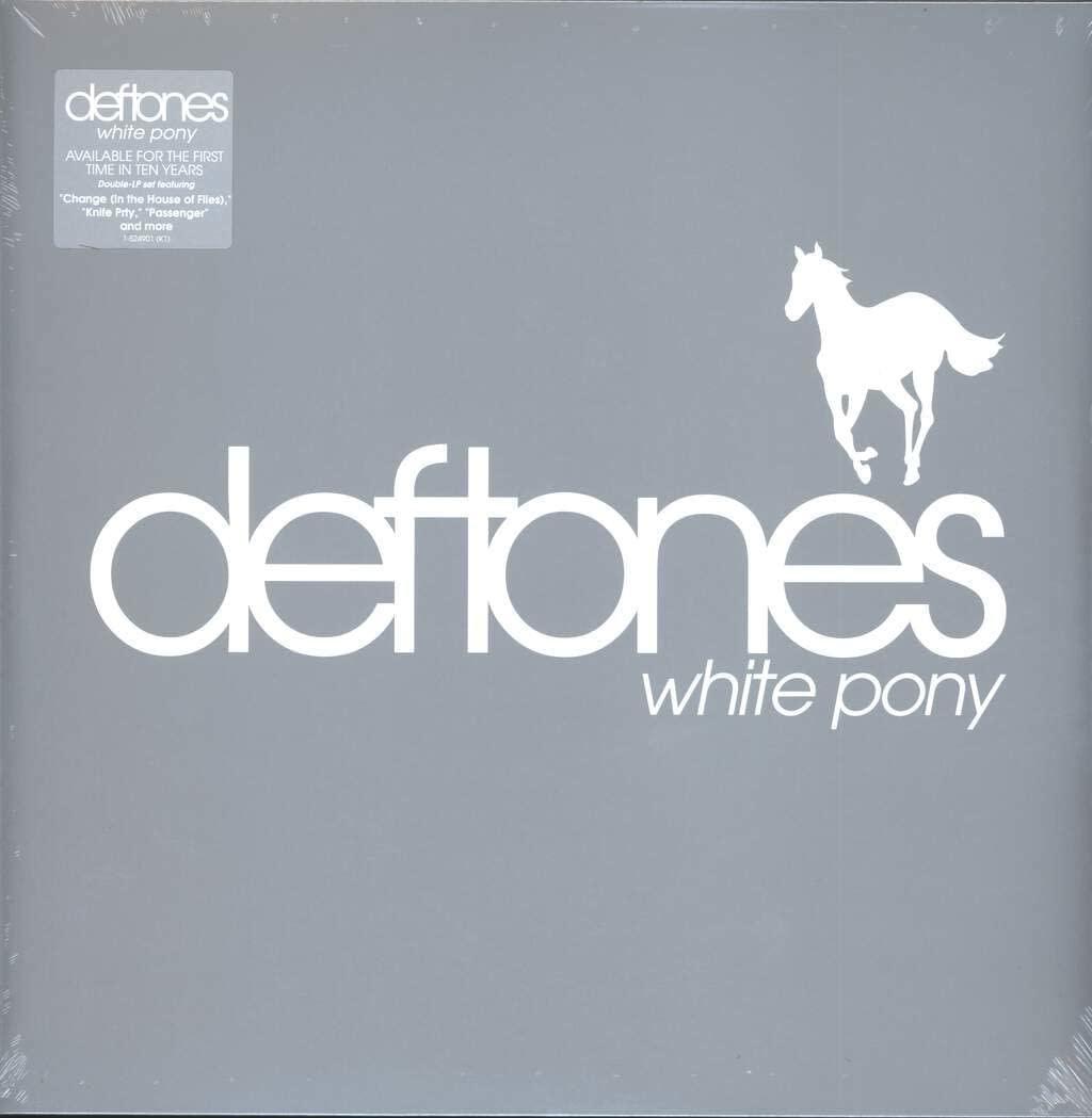 Metal Deftones - White Pony