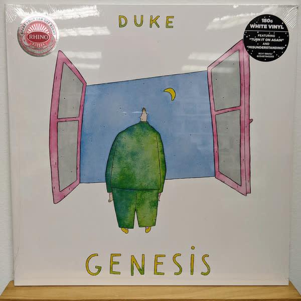 Rock/Pop Genesis - Duke (White Vinyl)