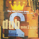 Reggae/Dub King Tubby & Prince Jammy - Dub Gone 2 Crazy (OG 1996 UK press, mild cover wear) (VG+)