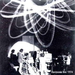 Krautrock Harmonia - Live 1974 (VG+)