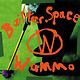 Rock/Pop Bailter Space - Wammo (Translucent Orange Vinyl)
