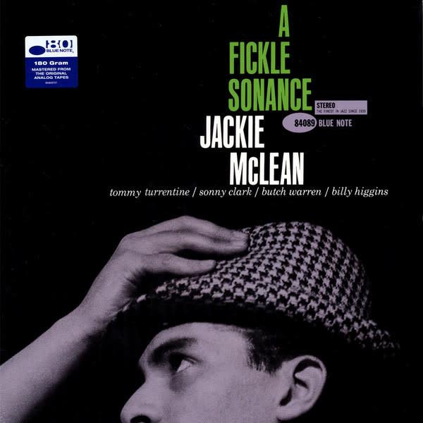 Jazz Jackie McLean - A Fickle Sonance