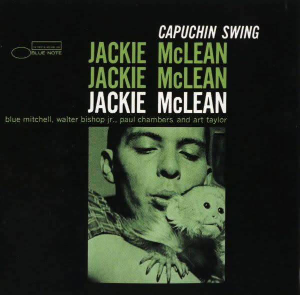 Jazz Jackie McLean - Capuchin Swing