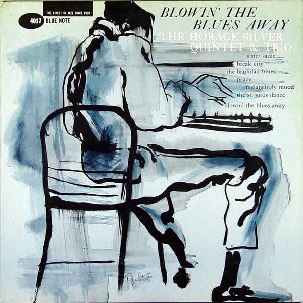 Jazz Horace Silver - Blowin' the Blues Away