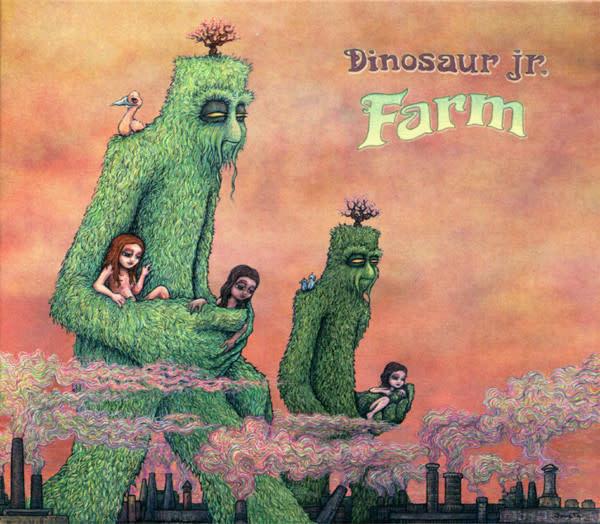 Rock/Pop Dinosaur Jr. - Farm
