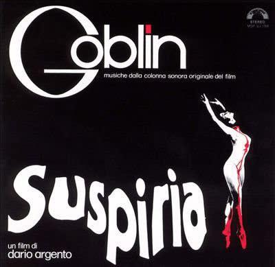 Soundtracks Goblin - Suspiria (Soundtrack)