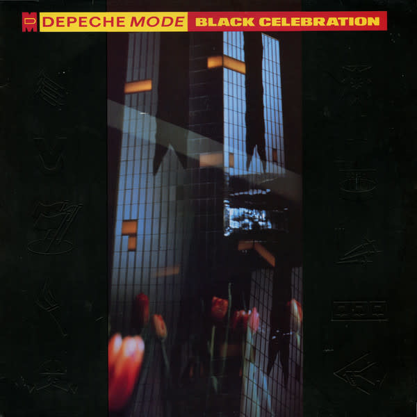 Rock/Pop Depeche Mode - Black Celebration