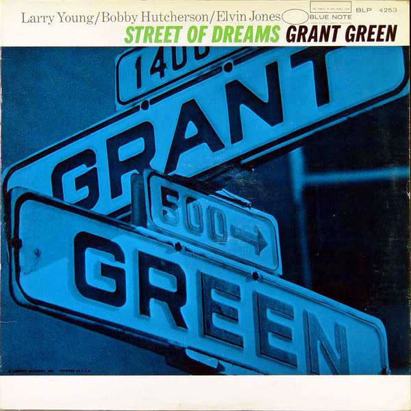 Jazz Grant Green - Street Of Dreams