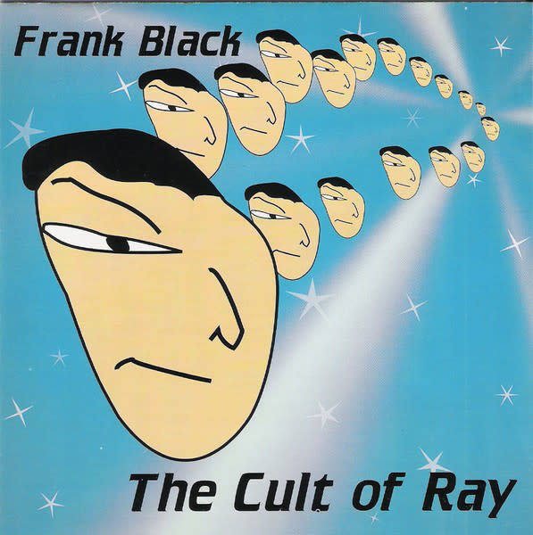Rock/Pop Frank Black - The Cult of Ray (Blue Vinyl)