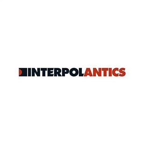 Rock/Pop Interpol - Antics (15th Anniversary White Vinyl)
