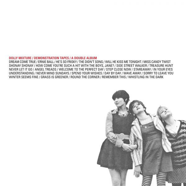 Rock/Pop Dolly Mixture - Demonstration Tapes (2LP)