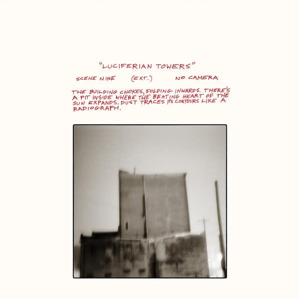 Rock/Pop Godspeed You! Black Emperor - Luciferian Towers