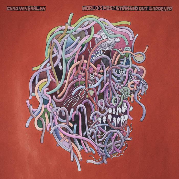 Rock/Pop Chad VanGaalen - World's Most Stressed Out Gardener (Colored Vinyl)