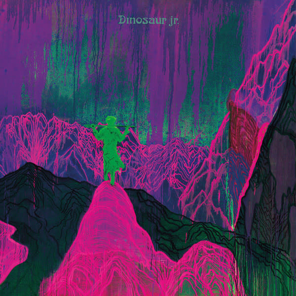 Rock/Pop Dinosaur Jr - Give A Glimpse Of What Yer Not