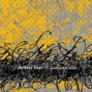 Metal Darkest Hour - So Sedated So Secure (White vinyl. Bends and creases on bottom left corner of cover) (VG+)