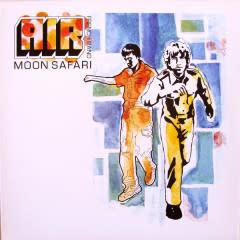 Electronic Air - Moon Safari