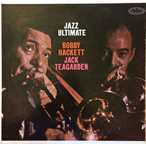 Jazz Bobby Hackett & Jack Teagarden - Jazz Ultimate (Cover wear) (VG)