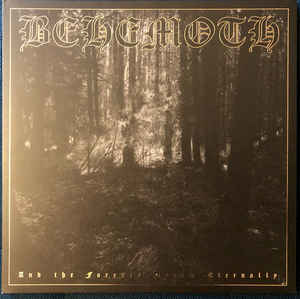 Metal Behemoth - And The Forests Dream Eternally (Grey marbled vinyl)