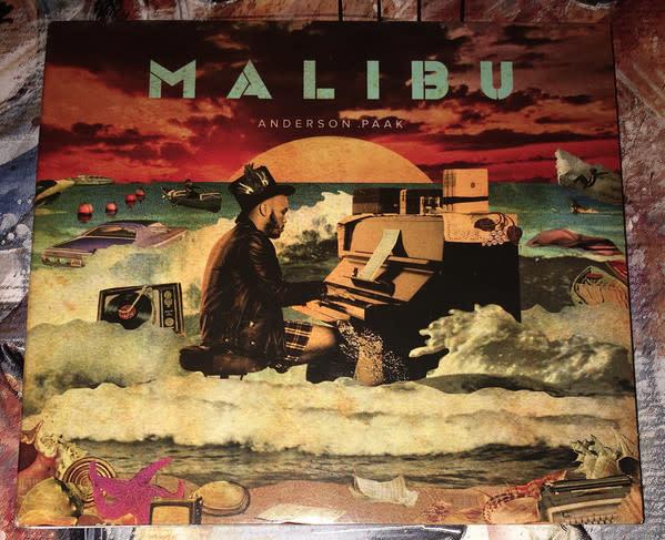 Hip Hop/Rap Anderson .Paak - Malibu