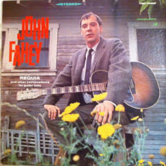 Folk/Country John Fahey - Requia (1982 Reissue) (VG+) (2 bold creases on back cover)