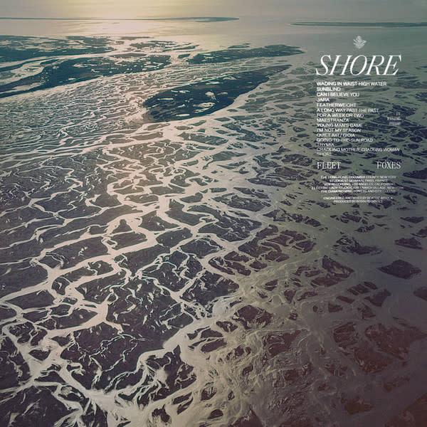 Rock/Pop Fleet Foxes - Shore (Crystal Clear Vinyl)