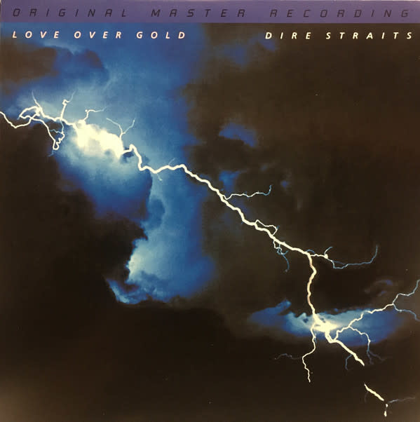 Rock/Pop Dire Straits - Love Over Gold (2LP 45rpm Original Master Recording)