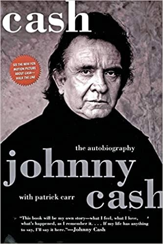 Biographies & Memoirs Cash: The Autobiography - Johnny Cash With Patrick Carr