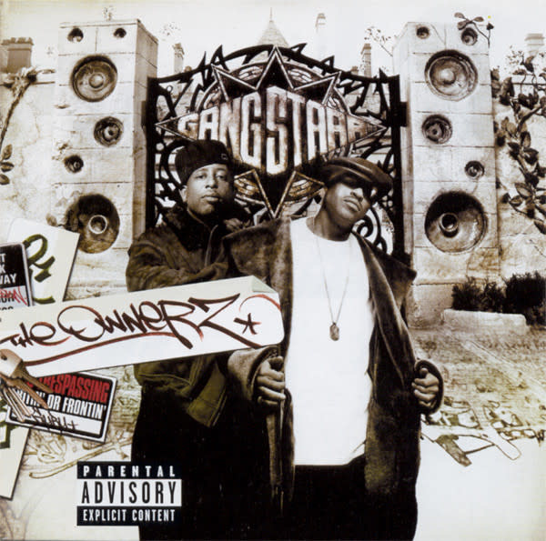 Hip Hop/Rap Gang Starr - The Ownerz