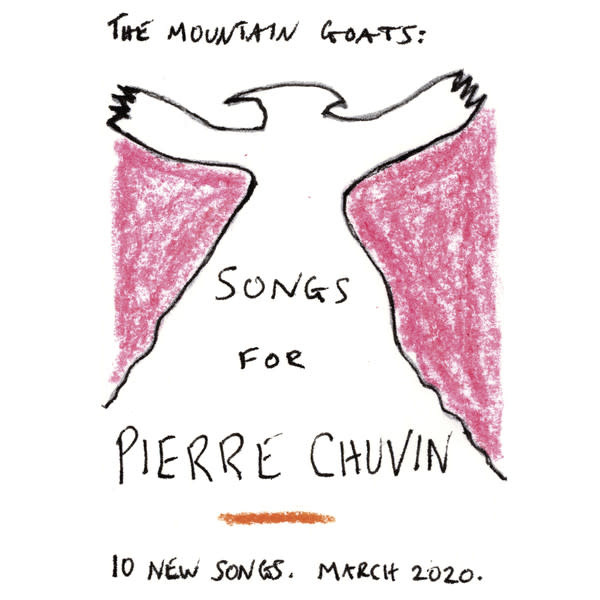 Rock/Pop The Mountain Goats - Songs for Pierre Chuvin (Coloured Vinyl)