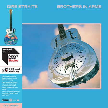 Rock/Pop Dire Straits - Brothers In Arms (Half-Speed Master, Abbey Road Studios)