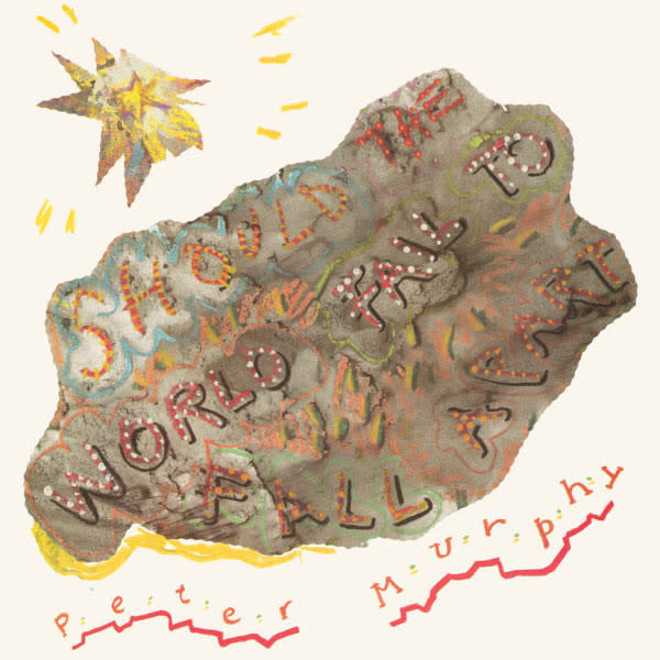 Rock/Pop Peter Murphy - Should The World To Fall Apart (Blue Vinyl)