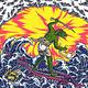 Rock/Pop King Gizzard and the Lizard Wizard - Teenage Gizzard (Pink Splatter on Yellow Vinyl)