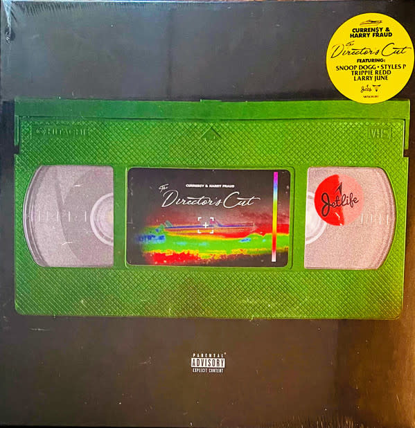 Hip Hop/Rap Curren$y & Harry Fraud - The Director's Cut