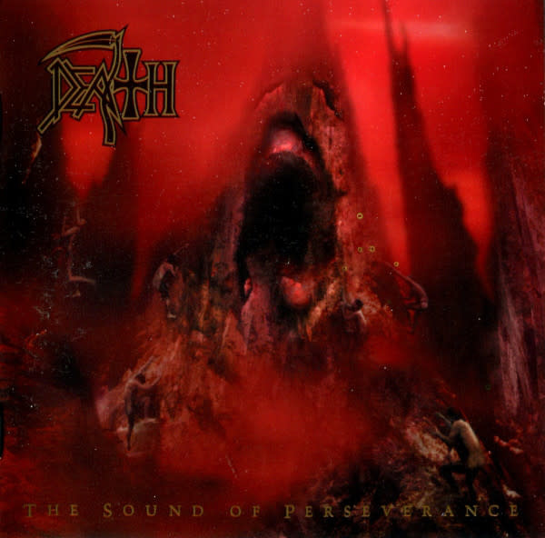 Metal Death - The Sound Of Perseverance (Custom Butterfly w/Splatter Edition)