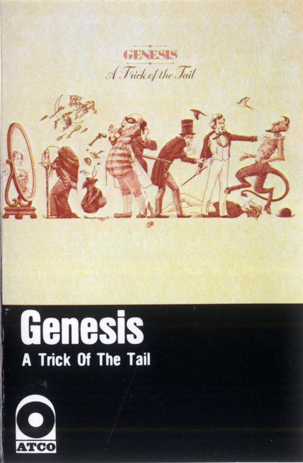 Rock/Pop Genesis - A Trick Of The Tail