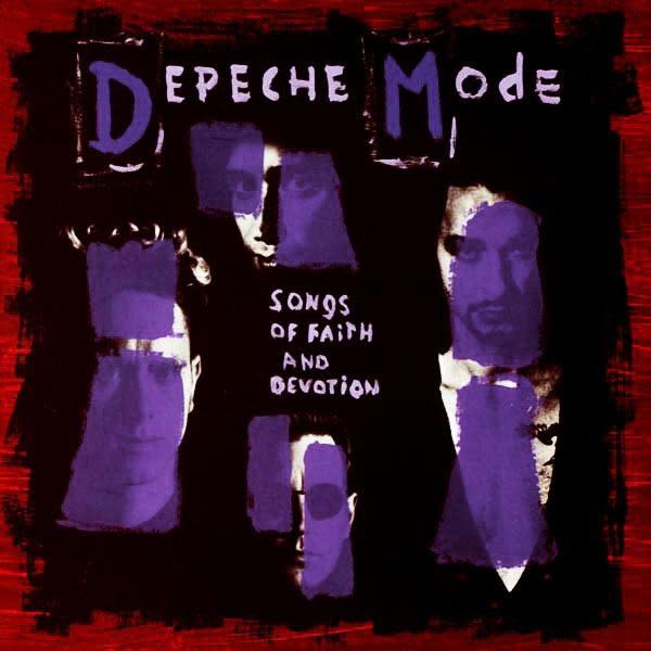 Rock/Pop Depeche Mode - Songs Of Faith And Devotion