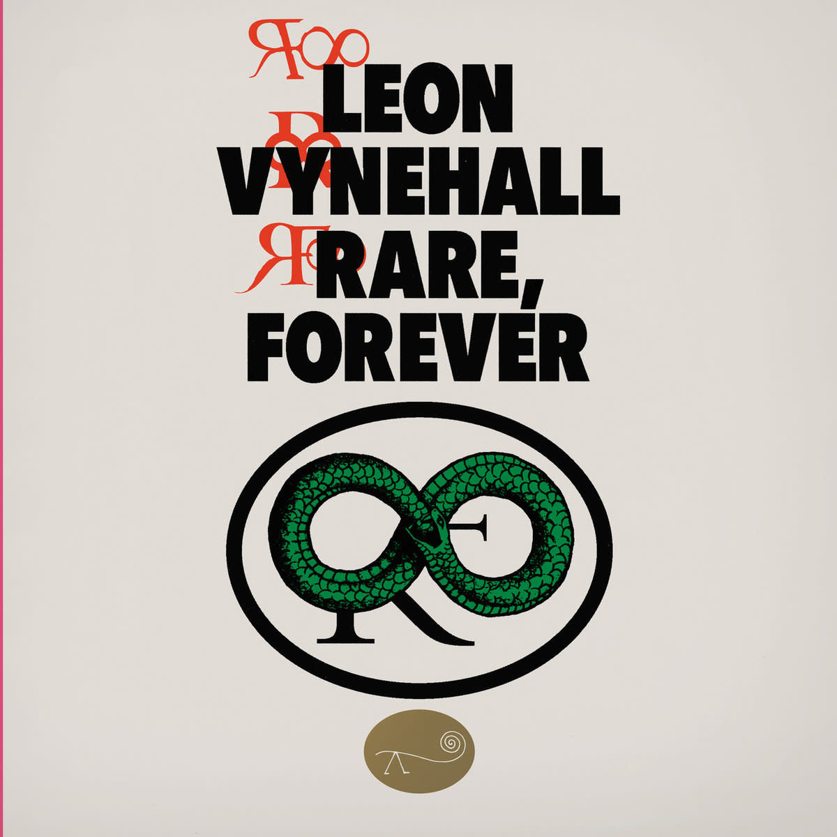 Electronic Leon Vynehall - Rare, Forever