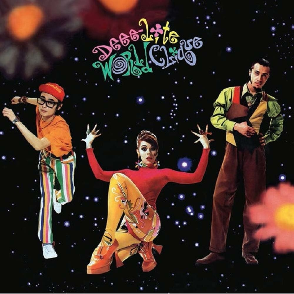 Electronic Deee-Lite - World Clique (Get On Down Reissue)