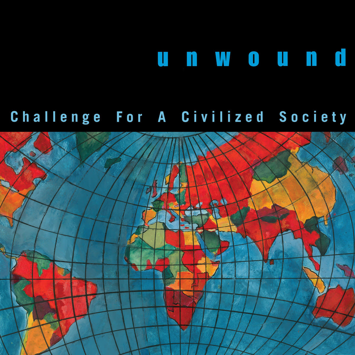 Rock/Pop Unwound - Challenge For A Civilized Society (Splatter Vinyl)
