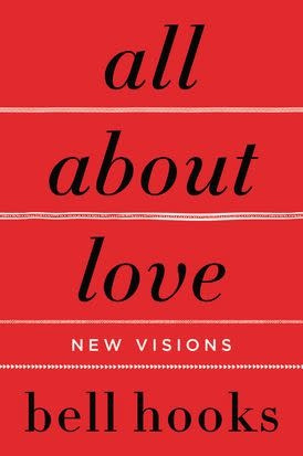 book All About Love - bell hooks
