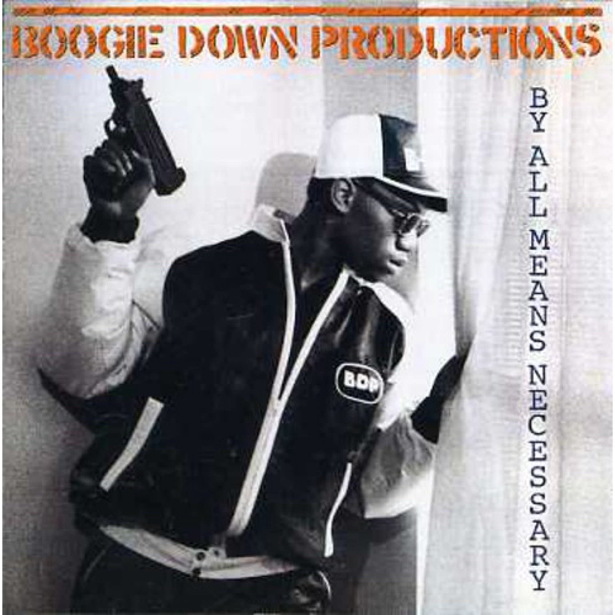Hip Hop/Rap Boogie Down Productions - By All Means Necessary (MOV)