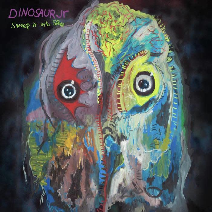 Rock/Pop Dinosaur Jr - Sweep It Into Space (Purple Ripple Vinyl)