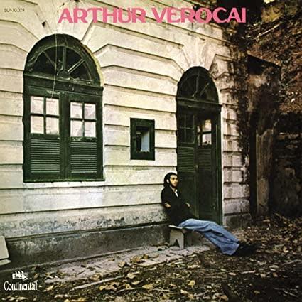 World Arthur Verocai - S/T (Mr. Bongo reissue)