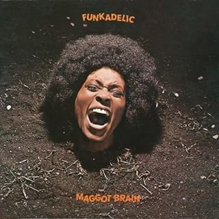 R&B/Soul/Funk Funkadelic - Maggot Brain (180g Gatefold)