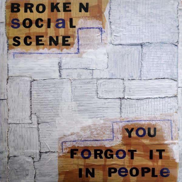 Rock/Pop Broken Social Scene - You Forgot It In People