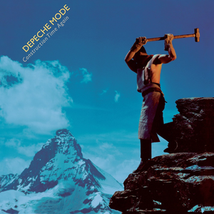 Rock/Pop Depeche Mode - Construction Time Again