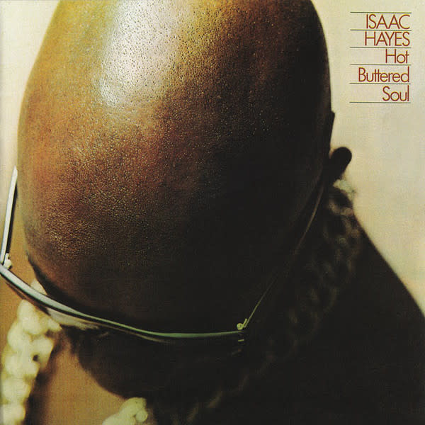 R&B/Soul/Funk Isaac Hayes - Hot Buttered Soul (180g, Tip-On Jacket)
