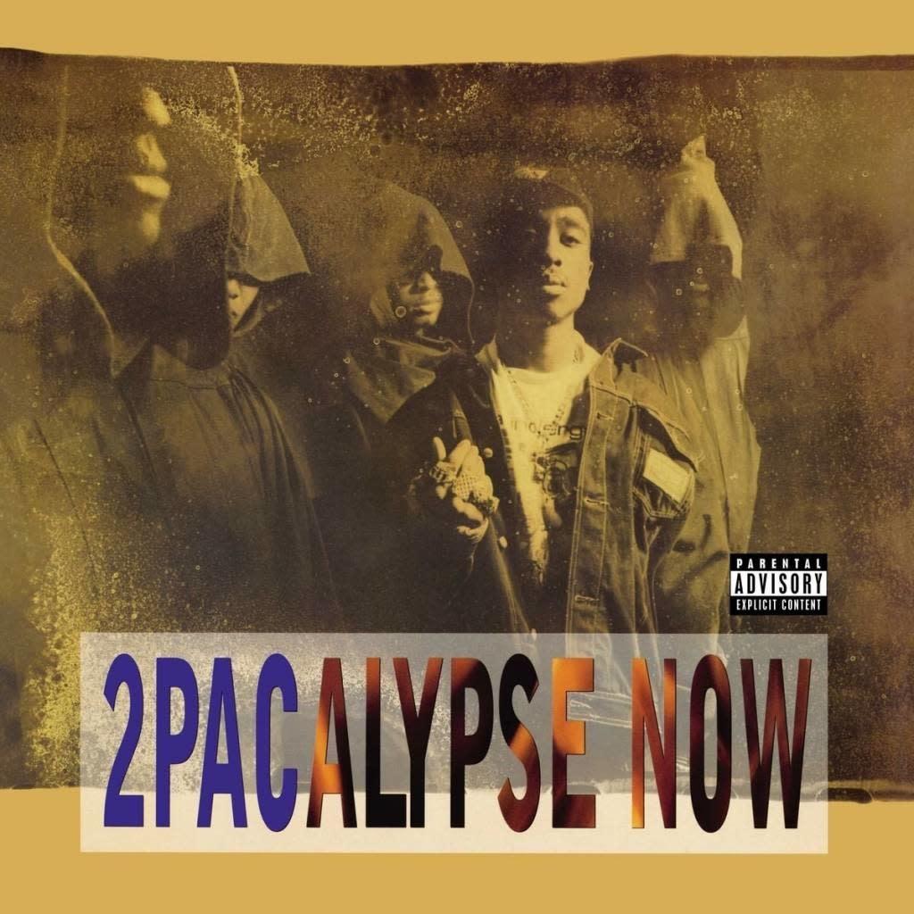 Hip Hop/Rap 2Pac - 2pacalypse Now