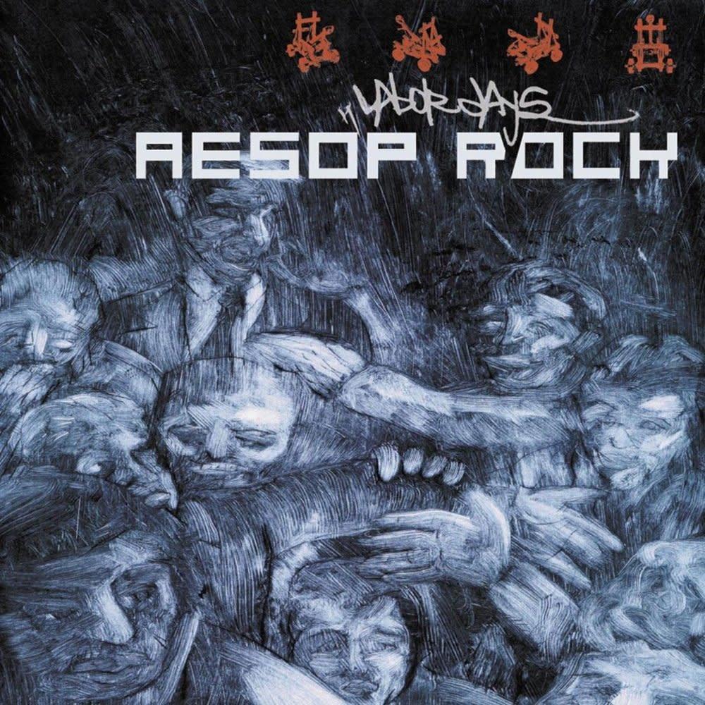 Hip Hop/Rap Aesop Rock - Labour Days