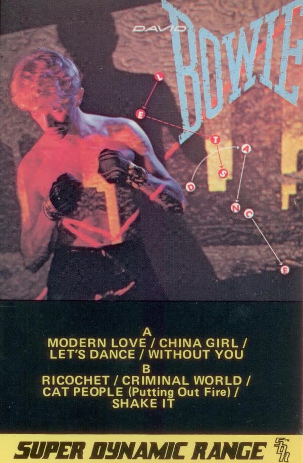 Rock/Pop David Bowie - Let's Dance
